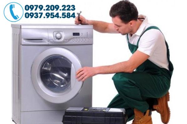 Vệ sinh máy giặt tại nhà 1