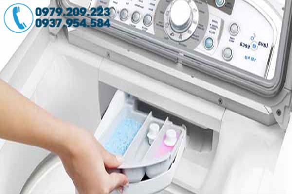 Vệ sinh máy giặt tại nhà 3