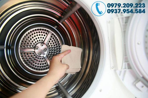 Vệ sinh máy giặt tại nhà 6