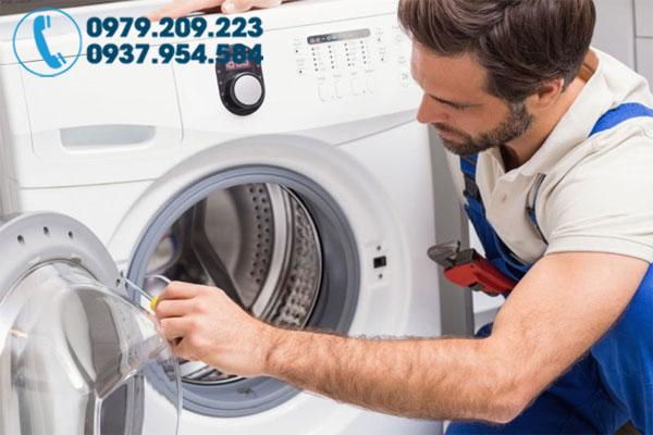 Vệ sinh máy giặt tại nhà 8