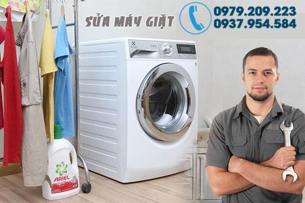 Vệ sinh máy giặt tại nhà 9