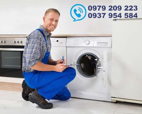 Bảo hành - Bảo dưỡng máy giặt LG