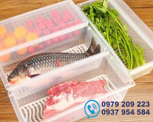Cách bảo quản tôm cá tươi trong tủ lạnh