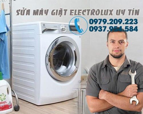 Sửa máy giặt electrolux tại Quận 2