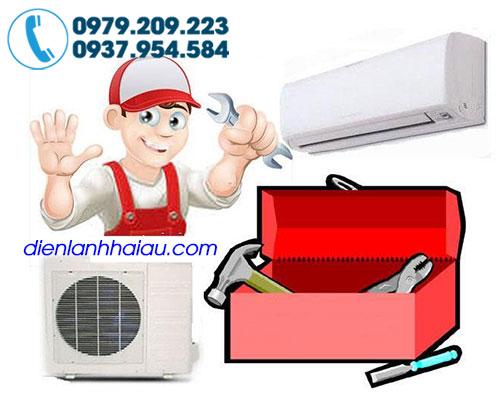 Sửa máy lạnh đường Lê Văn Việt