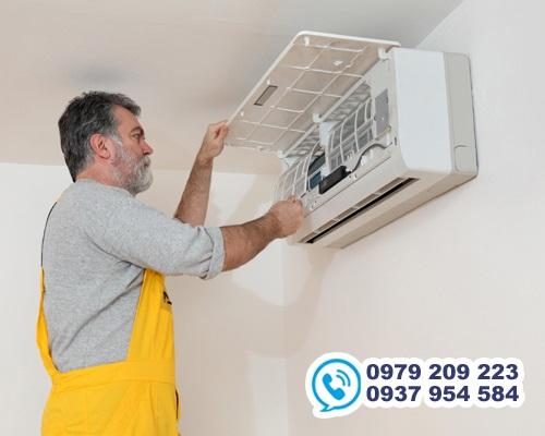 Sửa máy lạnh quận 2 uy tín