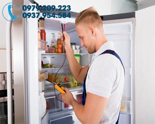Sửa tủ lạnh đường Lê Văn Việt